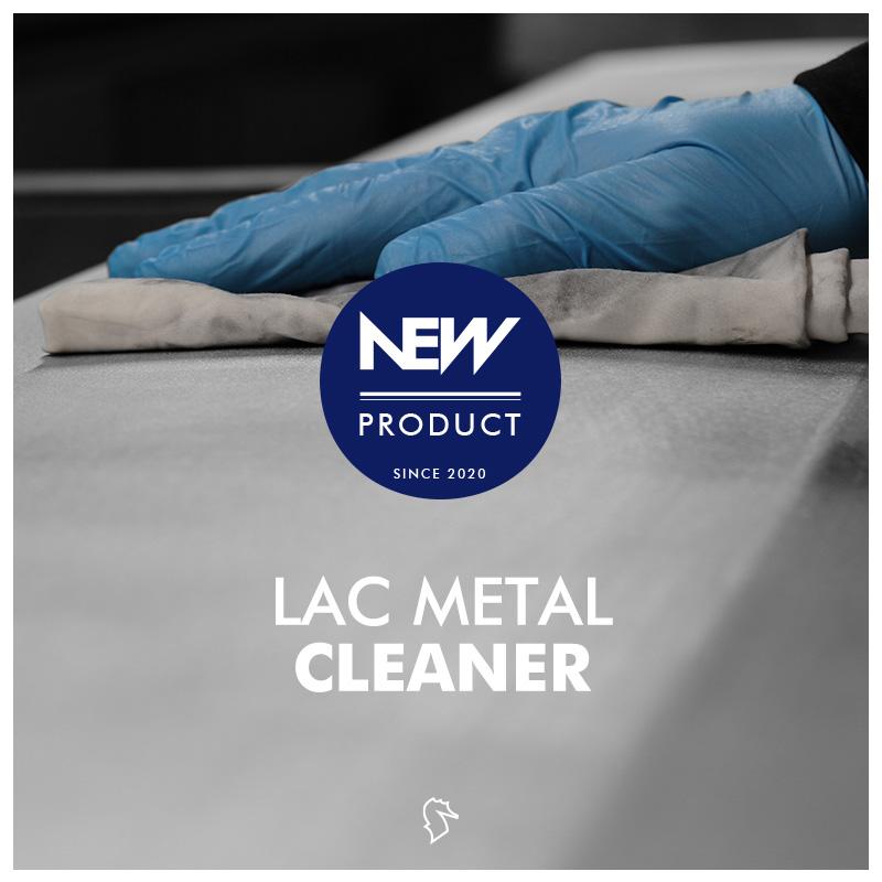 Lac metal Cleaner pulitore superfici metalliche