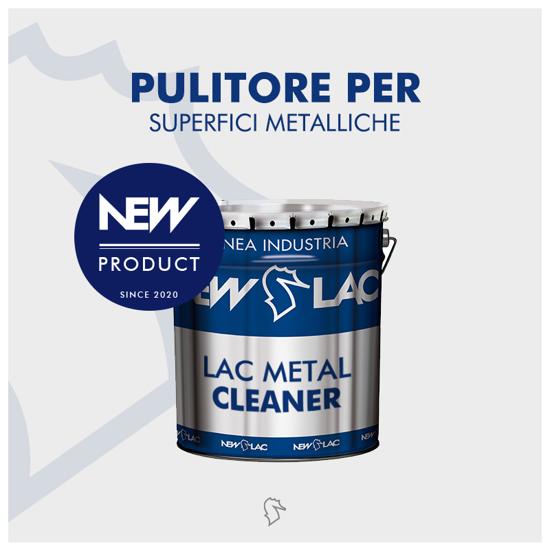 Lac metal Cleaner pulitore superfici metalliche