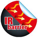 IR barrier Linea Sanex
