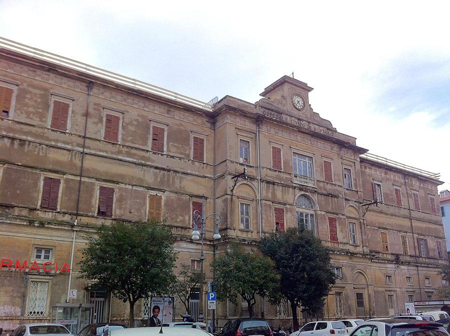 OspedaleSan Paolo SAVONA-prima